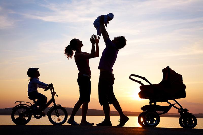 Regimen de comunicación y estancias en funcion de la edad de los menores