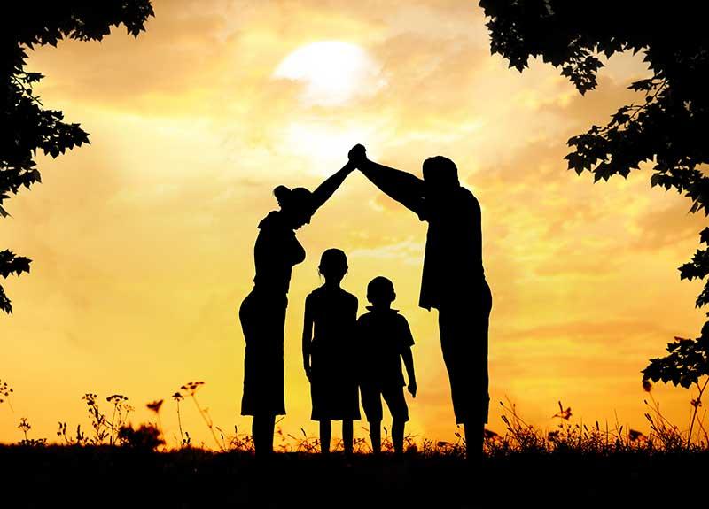 No es causa de desheredacion que los hijos se sientan abandonados por los padres