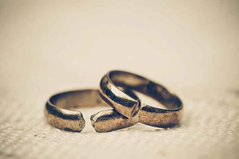 El  fallecimiento de uno de los cónyuges durante la tramitación del divorcio en estado de alarma