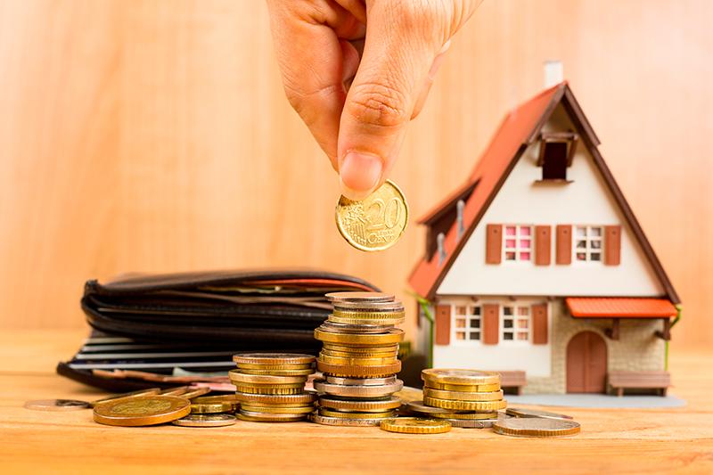 ¿Las cuotas hipotecarias adeudadas se entiende como prestaciones economicas?