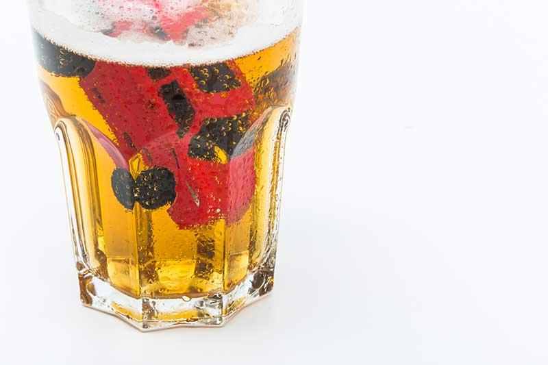 Tentativa del delito de conducción  bajo los efectos del alcohol